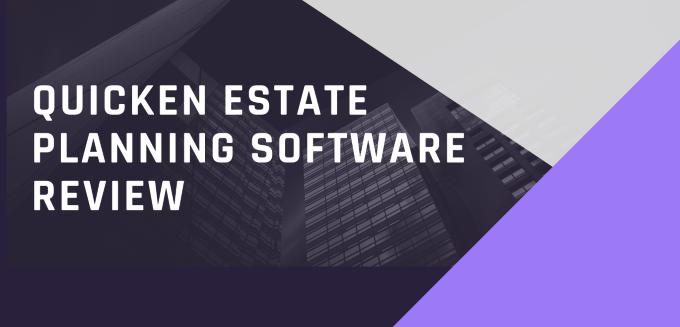 Quicken Estate Planning Software Review