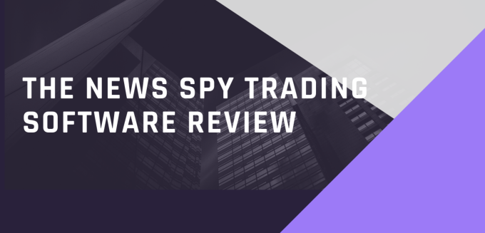 The News Spy Trading Software review
