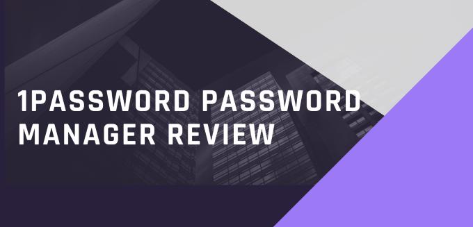 1password Password Manager