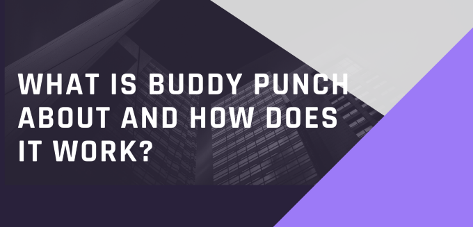 Buddy Punch Time clock
